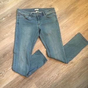 Roxy skinny light wash jeans 29